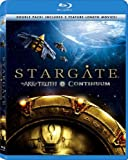 Stargate: The Ark of Truth/Stargate: Continuum [Blu-ray]
