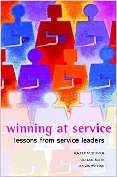 Winning at Service: Lessons from Service Leaders (Business)
