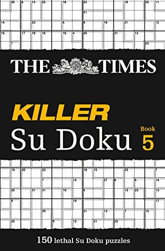 The Times Killer Su Doku 5 (Bk. 5)