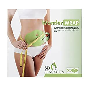 Body Slimming Wonder Wrap Set (Stomach, Upper Body and Lower Body)