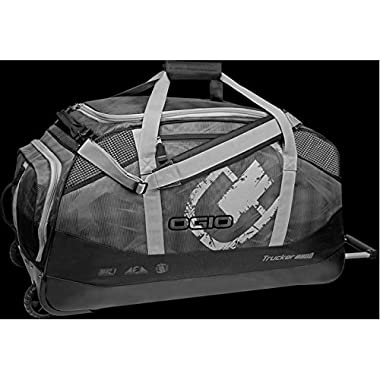 Ogio 2014 Trucker 8800 Rolling Luggage Bag - 121004 (Black)