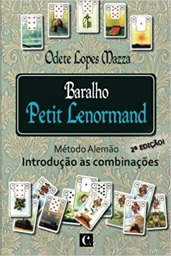 Baralho Petit Lenormand Portuguese Edition by Odete Lopes ...