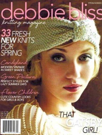 Debbie Bliss Knitting Magazine Spring Summer 2013 SS13 ()