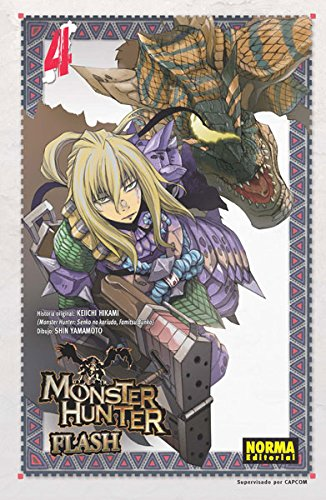 Descargar Libro Monster Hunter Flash! 4 Hikami- Yamamoto
