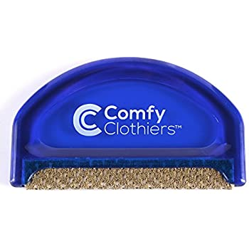 Multi-Fabric Sweater Comb for De-Pilling Sweaters & Other Fabrics - De-fuzzing and Lint Removal to Refresh Your Clothes