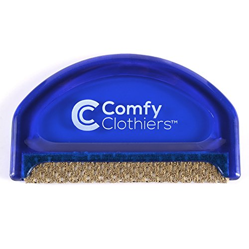 Sweater Comb for De-pilling Sweaters & Other Fabrics - De-fuzzing and lint removal to refresh your clothes (Fabric Comb)