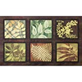 Masterpiece Leaves Door Mat, 22-Inch by 36-Inch