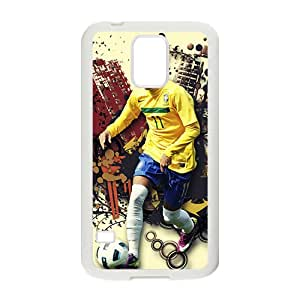 NICKER Neymar Futbol Hshamsi Vektor Santos Nejmar Brazili Phone Case for Samsung Galaxy s5