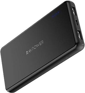 RAVPOWER Power Power Bank 10000: Amazon.es: Electrónica