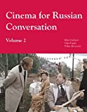 img - for Cinema for Russian Conversation, Volume 2 book / textbook / text book