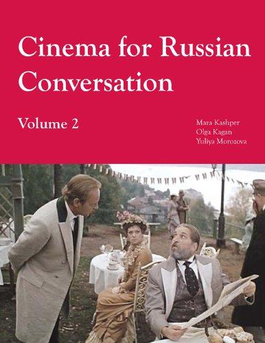 Cinema F/Russian Conversation,Volume 2