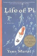 Life of Pi by Yann Martel (2003-05-01) Paperback