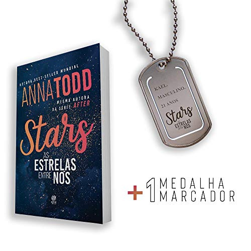 Stars. As Estrelas Entre Nós + 1 Medalha Marcador Exclusiva