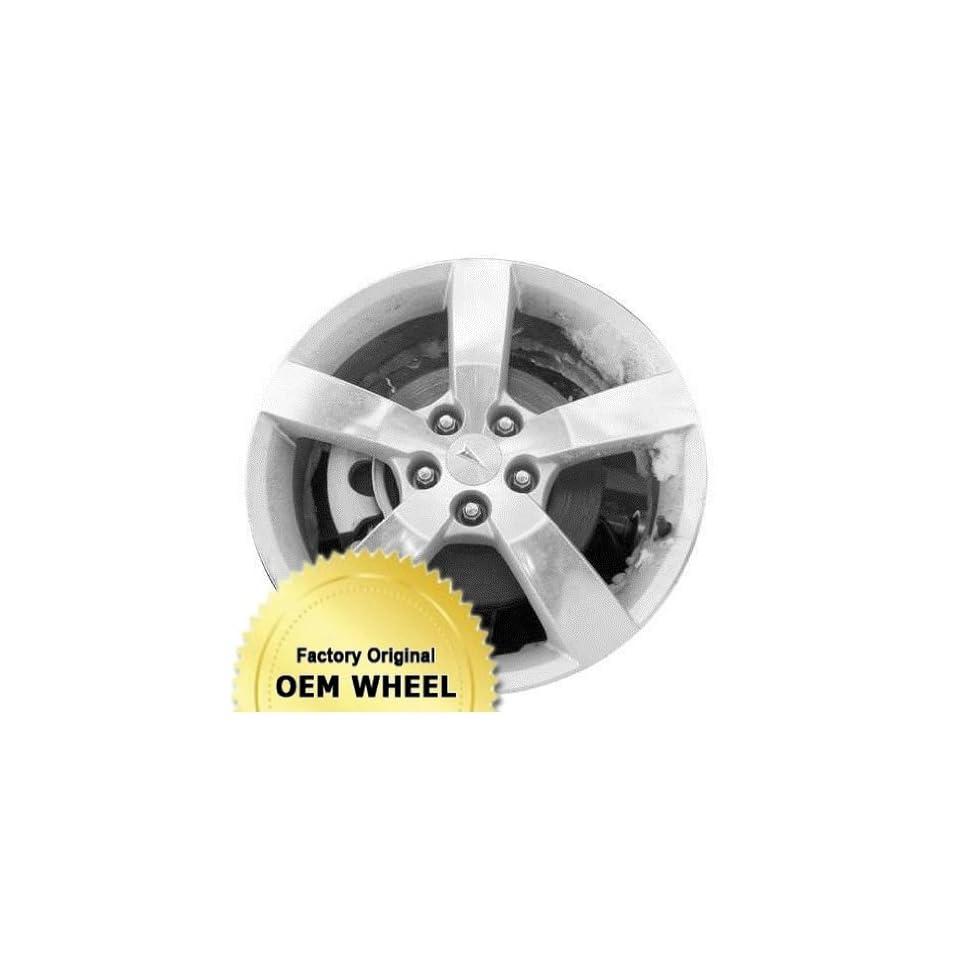 PONTIAC G6 18x7 5 SPOKE Factory Oem Wheel Rim  CHROME   Remanufactured Automotive