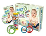 Hohner Kids HO4002 Shake, Rattle and Roll Music Discovery Set, Baby & Kids Zone