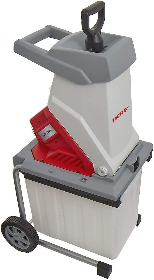 Ikra EGN 2500 81012500 - Biotrituradores eléctricos, 2500 Watt