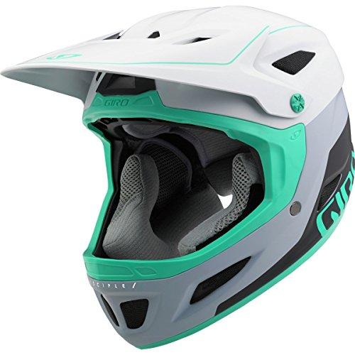 Giro Disciple MIPS Helmet Matte Grey/Turquoise, S