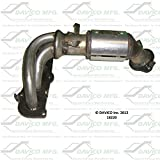Davico 18220 Catalytic Converter
