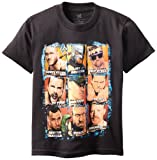 WWE Boys 9 Faces T-Shirt