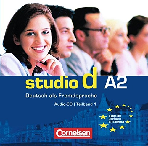 Download Studio d in Teilbanden: CD A2 (Einheit 1-6) PDF