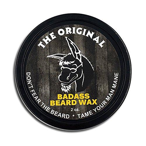 Badass barbe soins cire de barbe