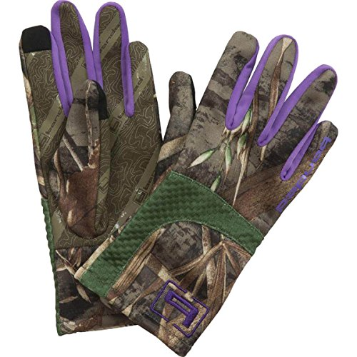(Banded Gear Women's Soft Shell Glove Realtree Max-5 Small)