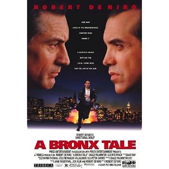 Amazon.com: A Bronx Tale 11 x 17 Póster de la película ...