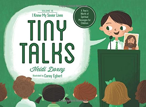 Tiny Talks: Volume 15