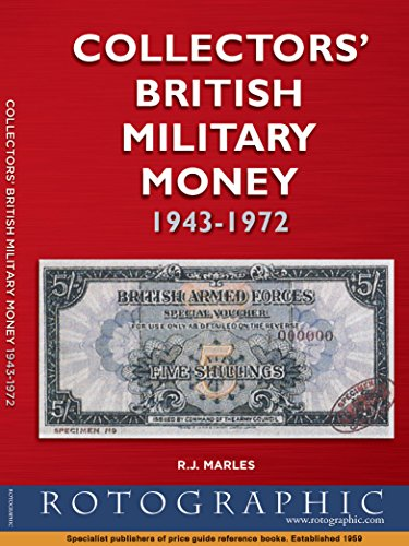 Collectors' British Military Money  1943 - 1972: British Military Authority, Tripolitania, British Armed Forces ()