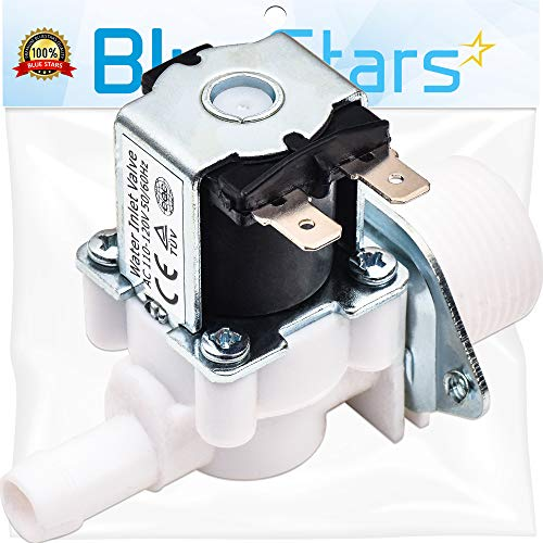 Ultra Durable 5220FR2006H Hot Water Inlet Valve Replacement Part by Blue Stars – Exact Fit For LG & Kenmore Washers - Replaces AP4441935 PS3527427 5220FR2006L