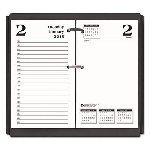 Bulk 2019 Economy Recycled Desk Calendar Refills: HOD4717 (18 Desk Calendars)