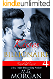 Kisses For the Billionaire: Final Kiss (David and Carrie Book 4)