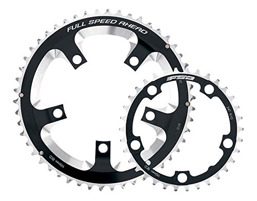 FSA 36T 10/11sp. BCD 110mm 5 Bolts Pro Road Intrieur Chainring For Road double Aluminum Black 371-0236A