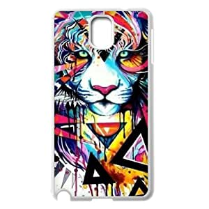 Make Your Own Photos Cover Case for Samsung Galaxy Note 3 N9000 Phone Case - Cool Tiger HX-MI-012519