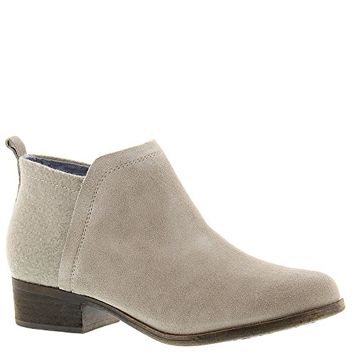 TOMS Womens Deia Bootie (9.5 B(M) US, Desert Taupe Suede/Wool) by TOMS