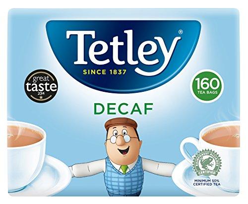 Tea Tetley Decaf (Tetley Decaf Tea Bags 160s)
