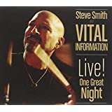 LIVE! One Great Night [CD/DVD Combo]