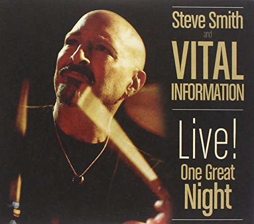 Information Dvd - LIVE! One Great Night [CD/DVD Combo]