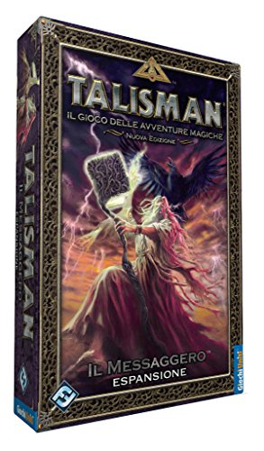 Giochi Uniti gu448-Board Game-Talisman: The Messenger