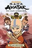 Avatar: The Last Airbender - The Lost Adventures by Aaron Ehasz, Josh Hamilton, Tim Hedrick, Dave Roman, J. Torr (2011) Paperback