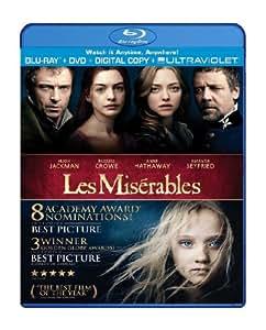 Les Miserables (2012) [Blu-ray]