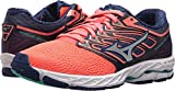 Best Mizuno Womens Running Shoes - Mizuno Running Women's Wave Shadow Shoes, Fiery Coral/White Review