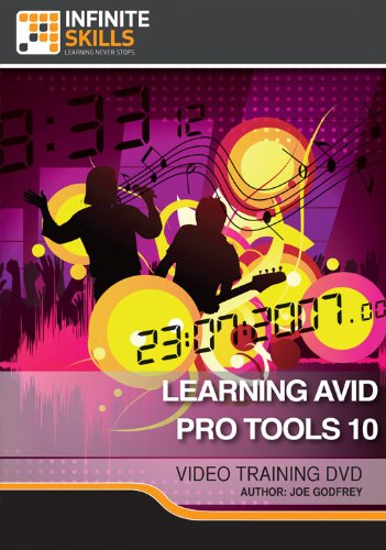 Learning Avid Pro Tools 10 [Download] by Infiniteskills