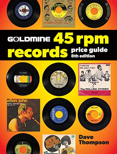 Goldmine 45 RPM Records Price -