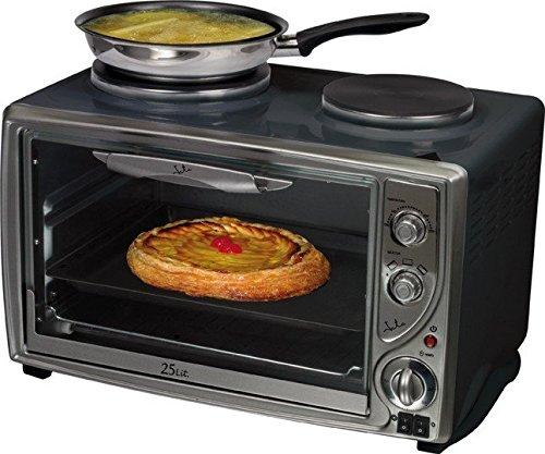 Jata HN483 HORNO 25 L Horno y Cocina: Amazon.es: Hogar