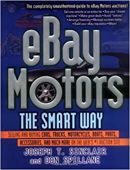 Ebay Motors The Smart Way Selling And Buying Cars Trucks
