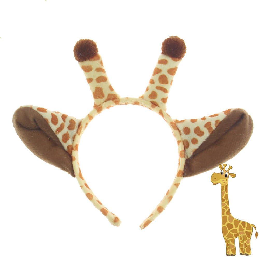 nacola diadema con cuernos de diseño de orejas de disfraz de ...