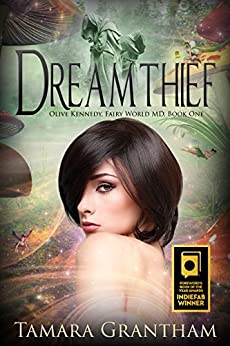 Dreamthief: An Urban Fantasy Fairy Tale (Fairy World MD Book 1) by [Grantham, Tamara]
