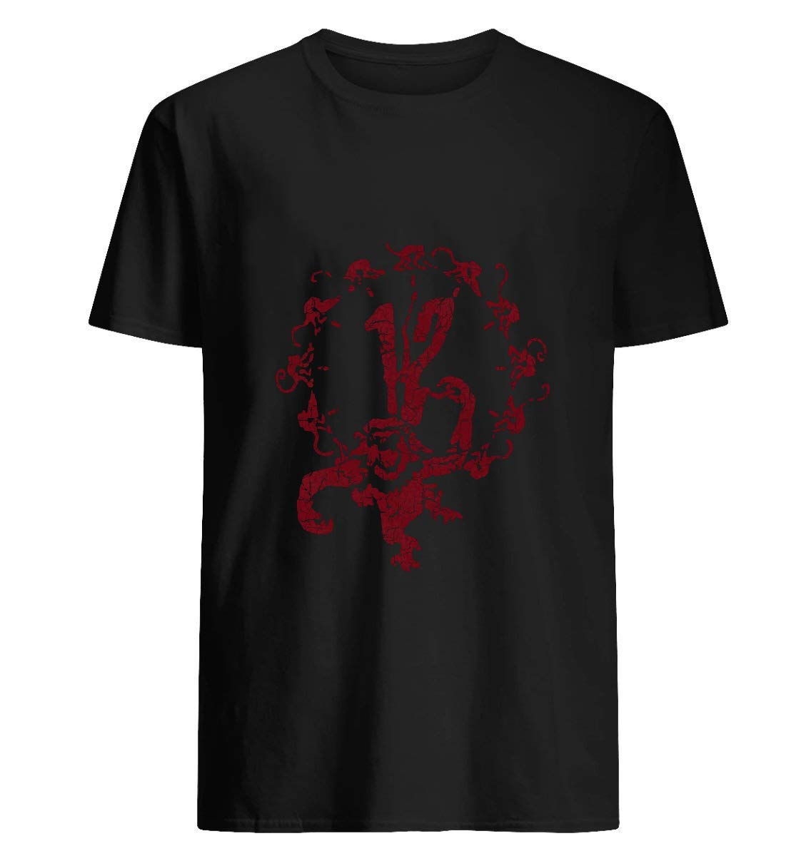 Army Of The Twelve Monkeys Twelve Monkeys 12 T Shirt For Unisex