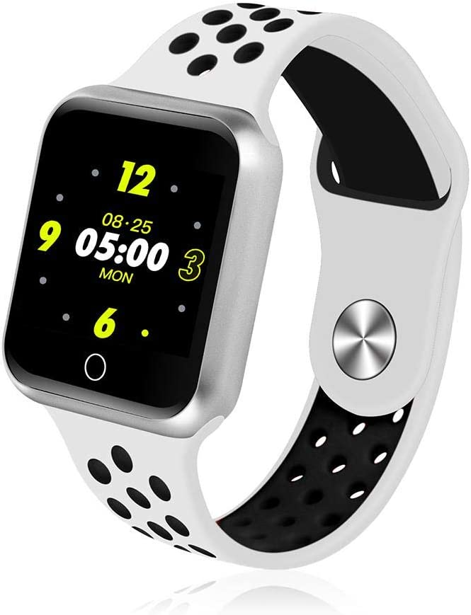 TEEPAO Reloj Inteligente S226 con Pantalla táctil y Monitor de ...